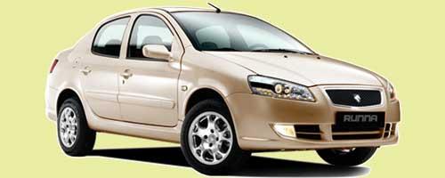 قیمت ماشین رانا
