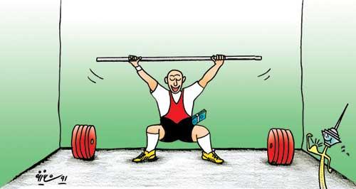 بعضيها فقط پول ميگيرند و هيچ كاري براي ورزش انجام نميدهند!