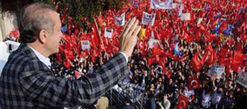 مردم ترکیه به دنبال چه هستند