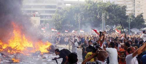 مصر در انتظار سهشنبه سرنوشتساز