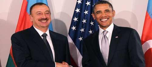 طرح انقلاب رنگین آمریكا در جمهوری آذربایجان