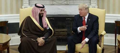 نقش بنسلمان و ترامپ در رهبری سناریوهای ضدایرانی