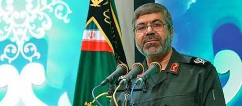 سردار شریف: نعره آمریکاییها از سر قدرت نیست