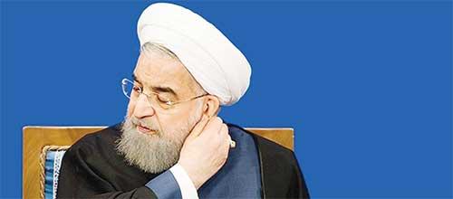 روحانی: امروز روزی نیست که یکدیگر را پای میز سوال ببریم چه وقت سوال کنیم آقای رئیس؟!