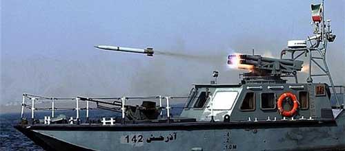 واکنش یک مقام نظامی ایرانی به بیانیه نیروی دریایی ارتش تروریستی آمریکا